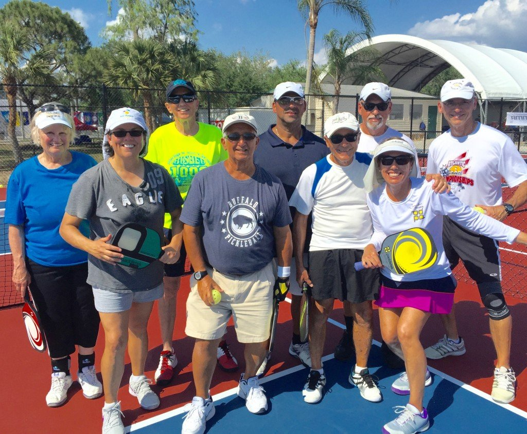 US Open clinic