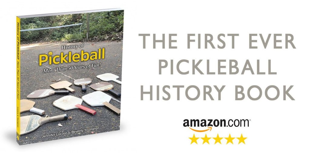 Pickleball History Book